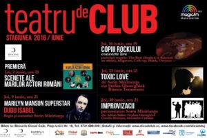 teatru de club Diesel Club Stiri Turism